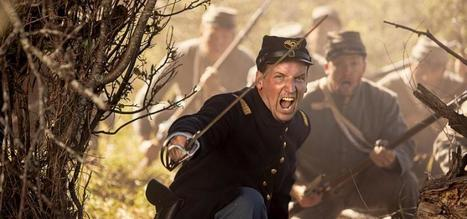 Civil War 360-Degree Video Tie-In Released For Upcoming TV Series   Social media for Museums   Scoop.it