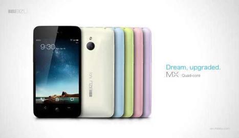 Meizu MX con 4 Nucleos, 2012, Noticias Moviles | Saber diario de el mundo | Scoop.it