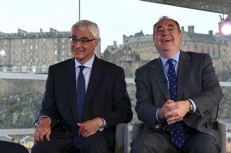 Darling accuses Salmond of losing the plot | Referendum 2014 | Scoop.it