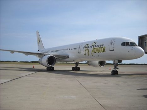 Fly Jamaica Airways et Kevelair en coopération | Kevelair | AFFRETEMENT AERIEN KEVELAIR | Scoop.it
