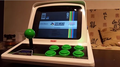 Devils Arcade - Minitel ARCADE V2 [Battery Powered] | [OH]-NEWS | Scoop.it