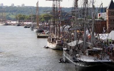 L'Armada de Rouen démarre en trombe - RTL.fr | Armada de Rouen 2013 | Scoop.it