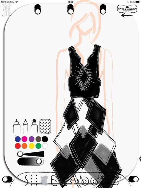Free download the fashion sketchbook by bina ab free download the fashion sketchbook by bina abling zip fandeluxe Image collections