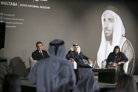 Zayed National Museum is key to UAE's identity, speakers say - The National   Art Museums Trends   Scoop.it
