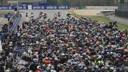 Abraham leads Simoncelli tribute at Brno | MotoGP World | Scoop.it