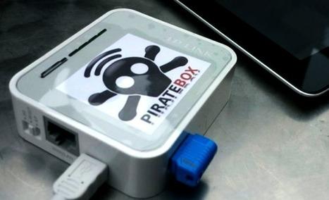 Numerama : Une PirateBox miniature à moins de 40 euros !   FabLab - DIY - 3D printing- Maker   Scoop.it