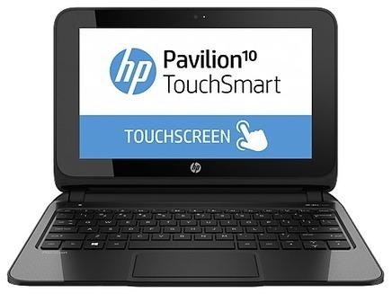 HP Pavilion 10 TouchSmart 10z-e000 Review - All Electric Review   Laptop Reviews   Scoop.it