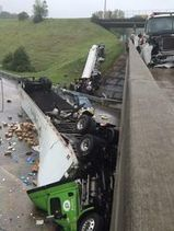 Tanker to remain on side of GA 400 following crash with... | www.wsbtv.com | Atlanta Trial Attorney  Road SafetyNews; | Scoop.it