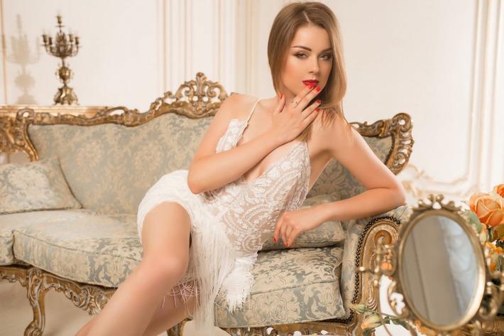 Nadejda une femme ukrainienne de l agence de rencontre Ukreine