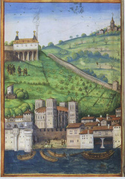 10 avril 1312 Lyon est rattachée à la France | En remontant le temps | Scoop.it