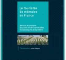 Atout France : étude sur le poids et les retombées économiques du tourisme de mémoire | Médias sociaux et tourisme | Scoop.it