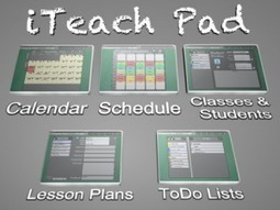 A unique classroom and teaching organizer app for the iPad (created with input from our readers!) | Emerging Education Technology | School Leaders on iPads & Tablets | Scoop.it