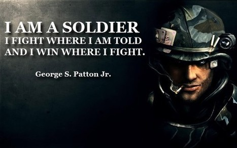 Famous Military Quotes   Famous Military Quotes In Central Of Succes Scoop It