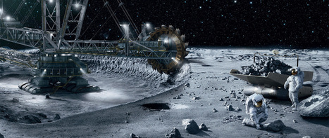 Humans will be soon mining asteroids for minerals. And that's only ten years away. | Space matters | Scoop.it