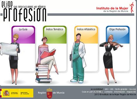 Elige profesión: Guía | Orientación y convivencia | Scoop.it