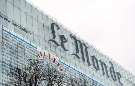 «Le Monde» va fermer son imprimerie   Revue des médias   Scoop.it