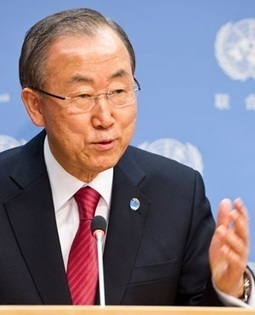 Don't cling to power, UN chief tells African leader | Christ in the Market Place | Scoop.it