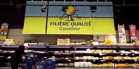 Climat: comment Carrefour réduit son empreinte carbone | Distribution et Commerce | Scoop.it