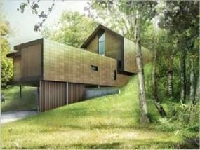 Architecture moderne maison individuelle mais for Architecture moderne maison individuelle