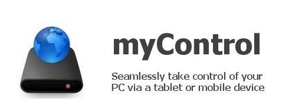 myControl - Take Control | inalia | Scoop.it
