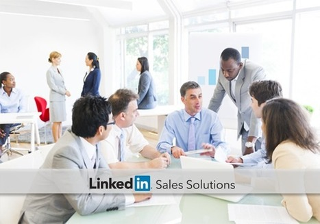 6 Ways to Build a Socially Sound Sales Team   Social Selling:  with a focus on building business relationships online   Scoop.it