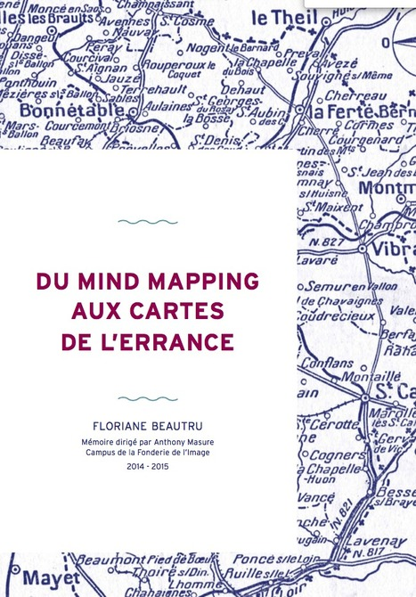 Du Mind Mapping aux Cartes d'errance | Medic'All Maps | Scoop.it