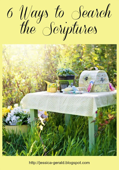 Christian Living Resources: 6 Ways to Search the Scriptures | Homemaking | Scoop.it