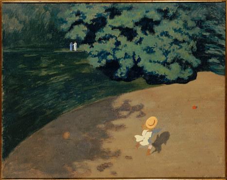 Matisse, Vallotton... Comment les grands maîtres peignent l'enfance | To Art or not to Art? | Scoop.it