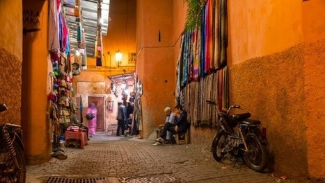 Shopping Marrakech: Why It's A Bit Like Las Vegas @Offshore stockbrokers | Africa : Commodity Bridgehead to Asia | Scoop.it