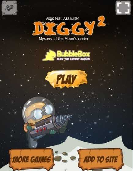 Run 4 Unblocked Games: DIGGY 2 - Hacked Unblocked Games 500
