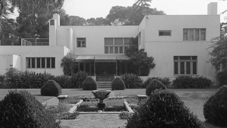 How American architect Irving Gill helped shape early modernism | Mid-Century Modern Architects and Architecture | Scoop.it