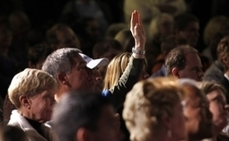 5 Questions 'Real' People Might Ask At The Debate  : NPR | The environment of persuasion | Scoop.it