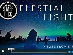 Les aurores boréales filmées depuis la Norvège | Ciel et Espace | Voyages en terres polaires | Scoop.it