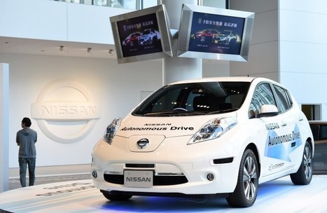 Nissan's first European self-driving car trials begin on London roads next month | Vous avez dit Innovation ? | Scoop.it