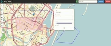 Do a Map – Para crear mapas personalizados y compartirlos con un click   Recull diari   Scoop.it