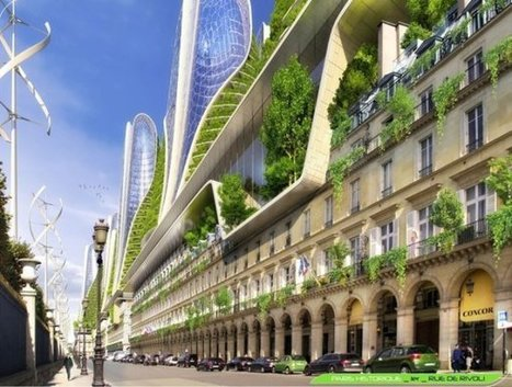 """L'IMPOSTURE de la ville verte ?""  par Julie Gimbal | Alternativas - Tecnologías - Reflexion - Opiniones - Economia | Scoop.it"