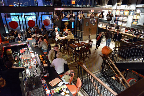 Restaurant Review: Guy's American Kitchen & Bar in Times Square | Leezard | Scoop.it