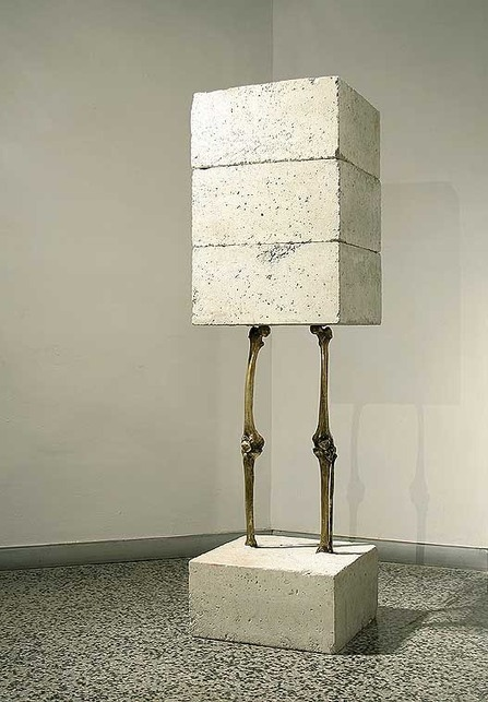 METAPHORICAL AVANT-GARDE — Yoan Capote's Conceptual Sculpture | The Aesthetic Ground | Scoop.it