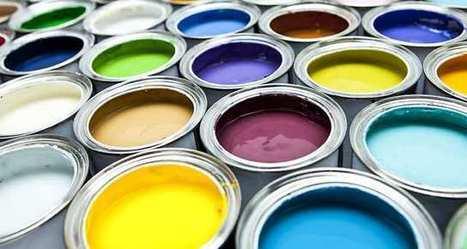 Chimie: la peinture innove pour se mettre au vert | Innovation et technologie | Scoop.it