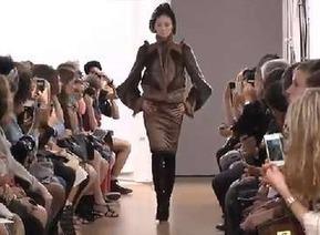 Défilé haute couture Julien Fournié automne-hiver 2013-2014   FashionLab   Scoop.it