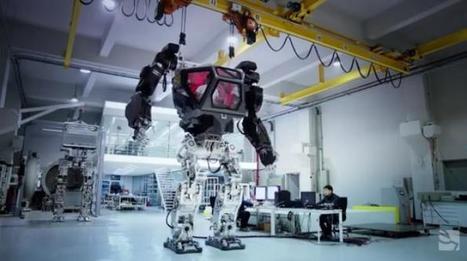 (Vidéo) Method-1 : un robot bipède contrôlé par un humain, c'est pas encore Avatar, mais presque ! | Une nouvelle civilisation de Robots | Scoop.it