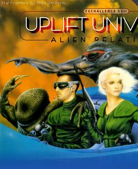 Uplift Universe Challenge CGChallenge | David Brin's Uplift Universe | Scoop.it