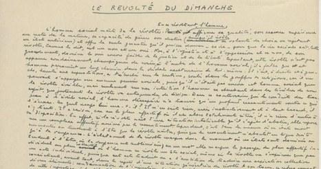 Littérature et enseignement du FLE : rappels historiques | TICE & FLE | Scoop.it