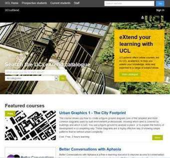 Rationale for UCLeXtend; opening up UCL Moodle   UCL E-Learning Environments team blog   MOOCs   Scoop.it