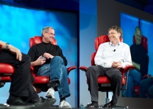 "Bill Gates says Steve Jobs' criticism of him is ""very understandable"" 
