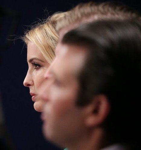 Ivanka Trump's Dangerous Fake Feminism - NYTimes.com | Adolescent Sexuality | Scoop.it