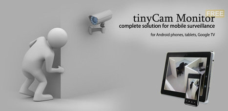 tinyCam Monitor FREE - AndroidMarket | VIM | Scoop.it