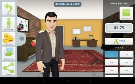 How to Create and Narrate Animations on Your Android Tablet | Android Information and Apps | Scoop.it