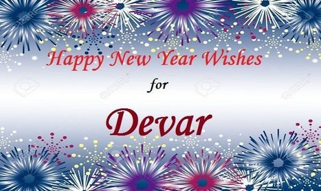 Happy New Year Wishes for Devar | Entertainment...