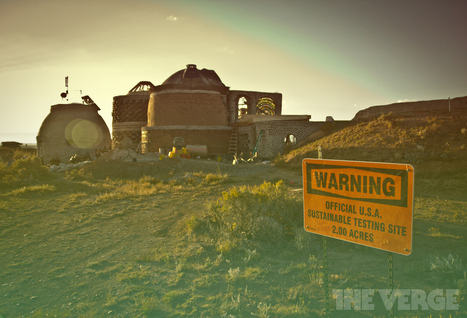 Escape to Earthship: building a home for the End of Days | Post Apocalypse | Scoop.it